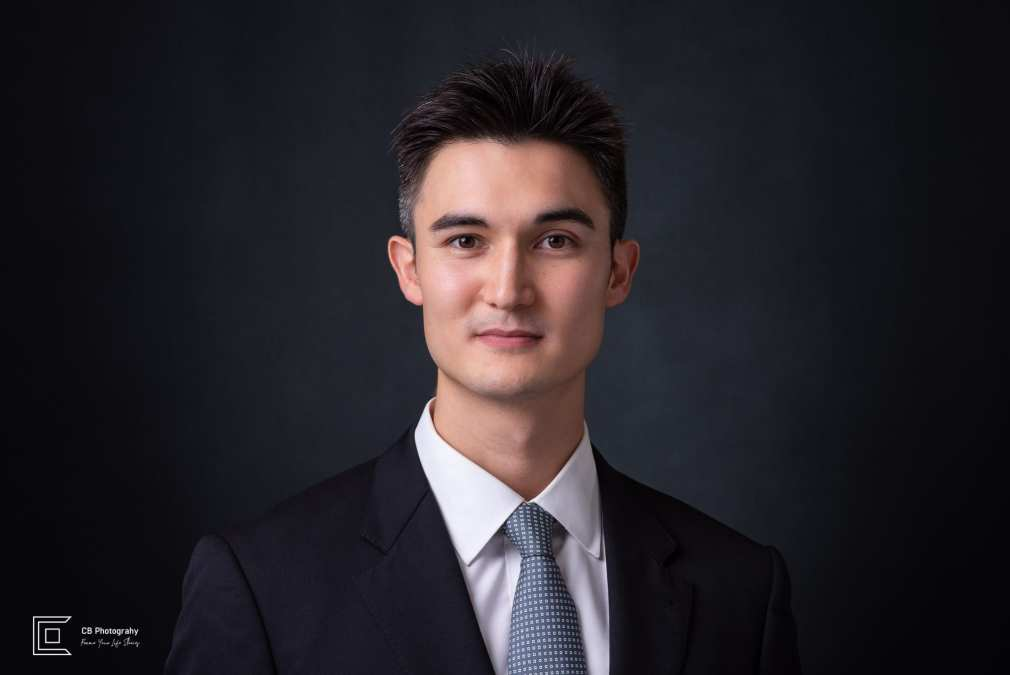 Headshot photographer in Tokyo | Personal branding session by Cristian Bucur