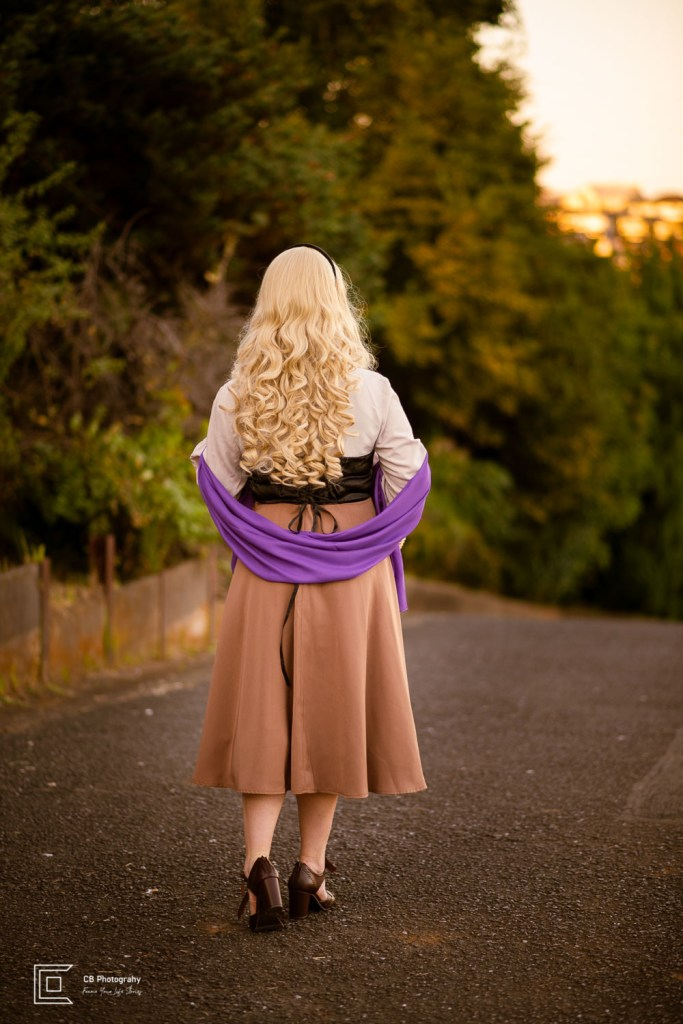 Briar Rose Cosplay Photoshoot
