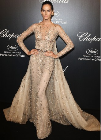 85-Izabel-Goulart---Chopard-Gold-Party---at-the-68th-Annual-Cannes-International-Film-Festival