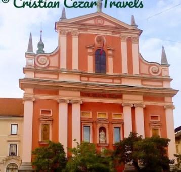 Ljubljana, capitala iubirii