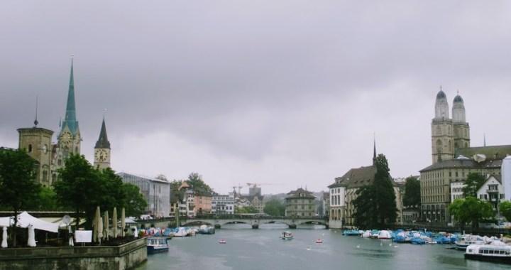 Miraculoasa Elvetie (4): Zurich, capitala financiara a lumii?