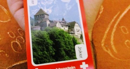Un as in maneca- Excursie in Liechtenstein- Vaduz