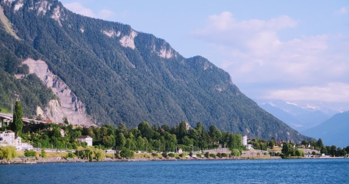Miraculoasa Elvetie (9): Uniunea peisajelor: Montreux si Castelul Chillon