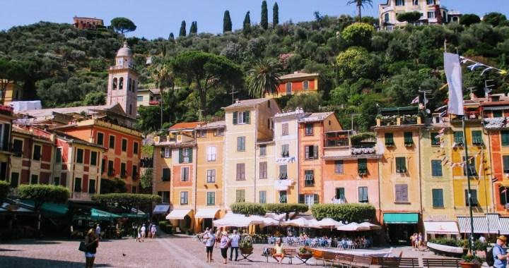 Bella Liguria (3): ,,Esplori Portofino,,: rafinament, opulenta, multa culoare si natura luxurianta