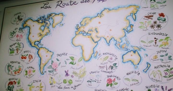 Excursie pe Coasta de Azur (2): ,,Parfumuri de Eze,,