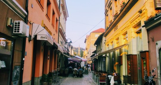 Capitale din Balcani (4): Sarajevo si imprejurimile lui