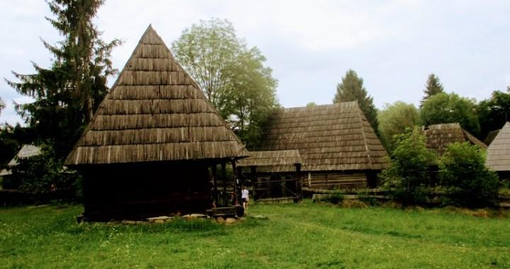 ,,Romania, asa cum e!,,: Muzeul Satului Maramuresean din Sighetu Marmatiei