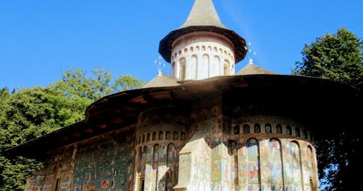 """Romania, asa cum e!""- Manastirile pictate din Bucovina- Manastirea Voronet"