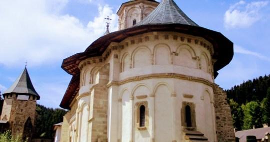 """""""Romania, asa cum e!""""- Manastiri bucovinene- Manastirea Putna, ctitoria lui Stefan cel Mare"""