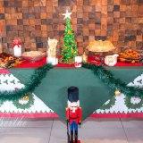Receita Árvore de Natal Trufada