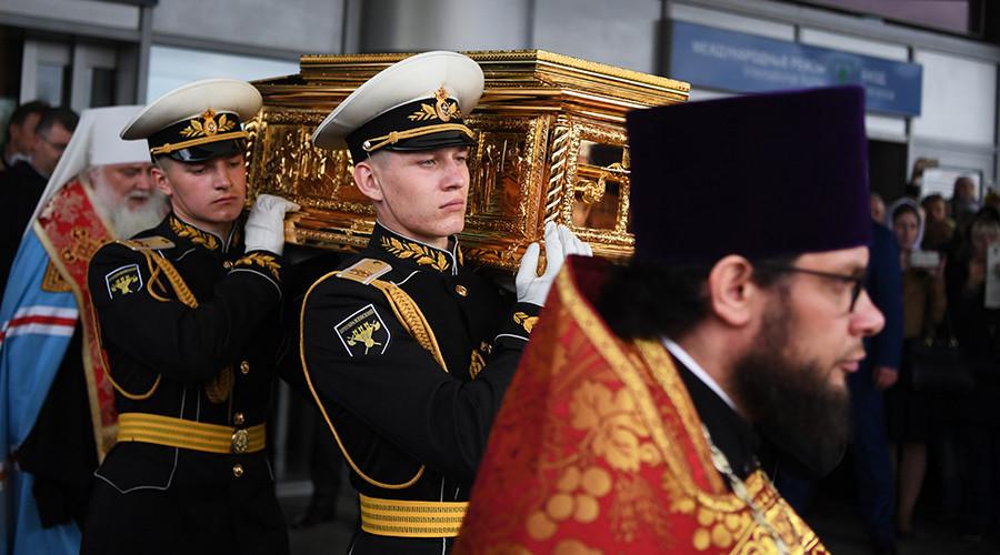 """S.Nicola in Russia:  """"È il frutto di Fatima"""""""