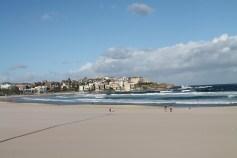 Praia na Austrália. Bonde Beach Viagens pelo Mundo.