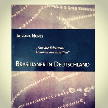 """livro """"Nur die Edelsteine kommen aus Brasilien"""". Adriana Nunes Viagens Pelo Mundo Alemanha"""