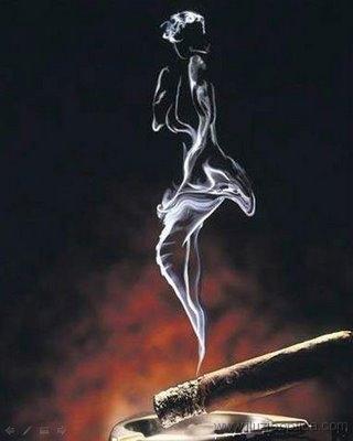 vagon pentru fumatori