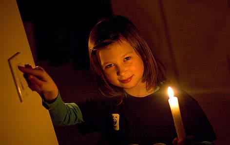 Earth Hour Focsani