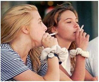 adolescenti fumatori