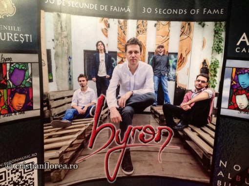 byron 30 secons of fame - 30 de secunde de faima