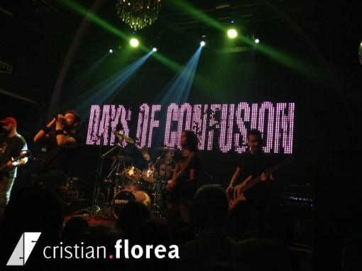 Days of Confusion - Silver Church 16 mai 2013 2
