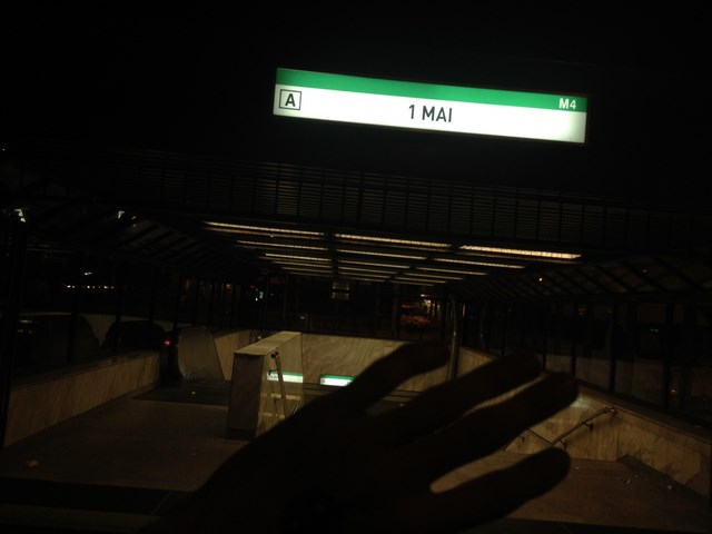 3 Metrou 1 Mai