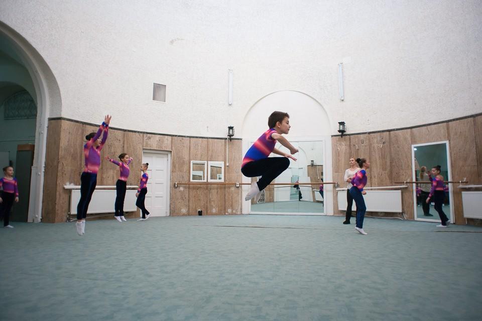 antrenament junioare gimnastica 34