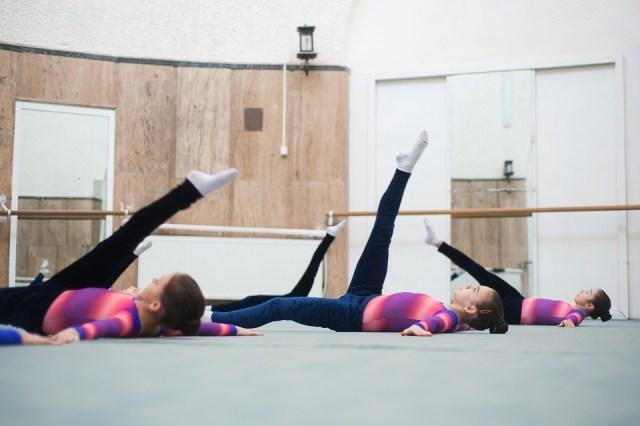 antrenament junioare gimnastica 4