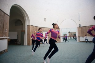 antrenament junioare gimnastica 40