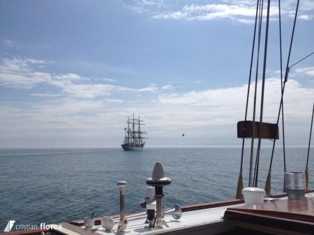 aventura pe o nava cu panze - constanta varna 44