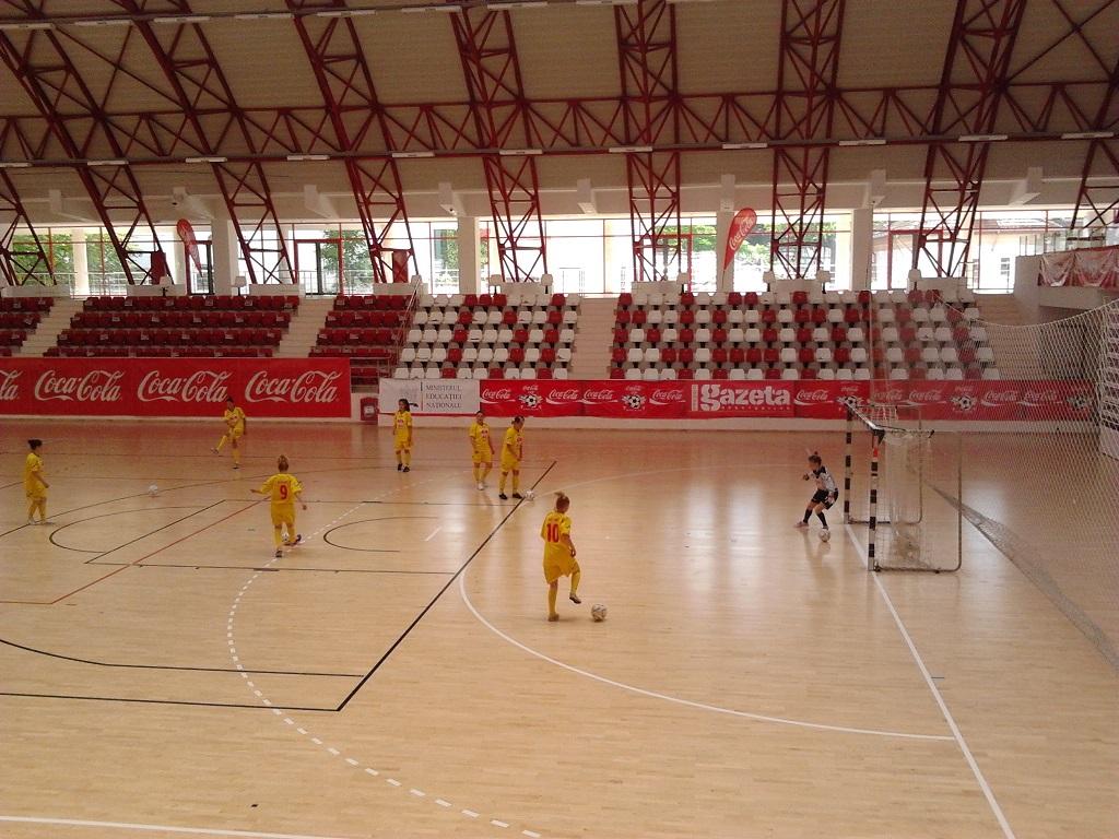 finala cupa coca-cola 2014