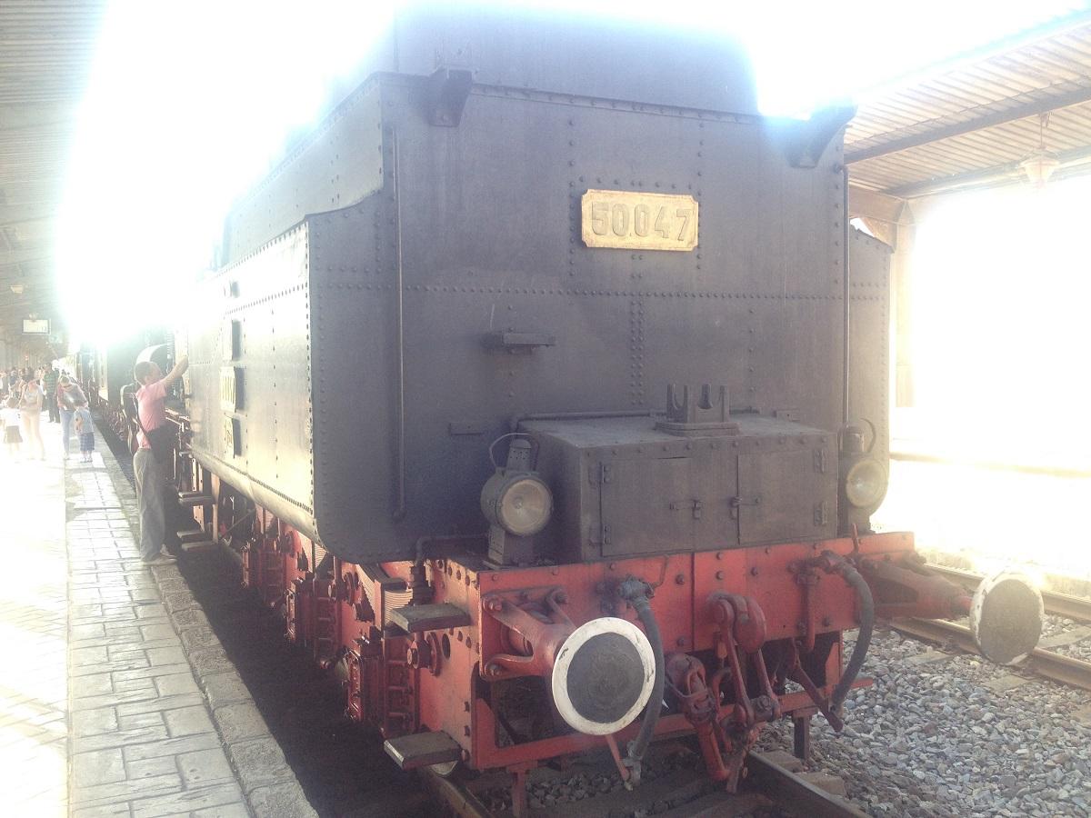locomotive vechi la gara de nord (8)
