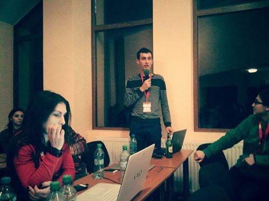 cristian florea - eveniment - social media snow camp 2014