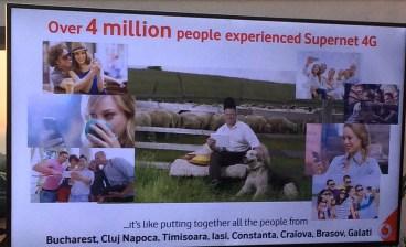 un an de la Vodafone Supernet 1