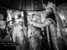 nunta fotografiata doar cu iPhone-ul 12