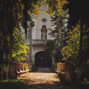 castelele româniei - Castelul Teleki - Gornesti