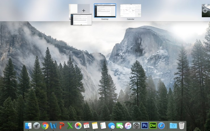trucuri pentru macbook - split screen - google chrome peste notite