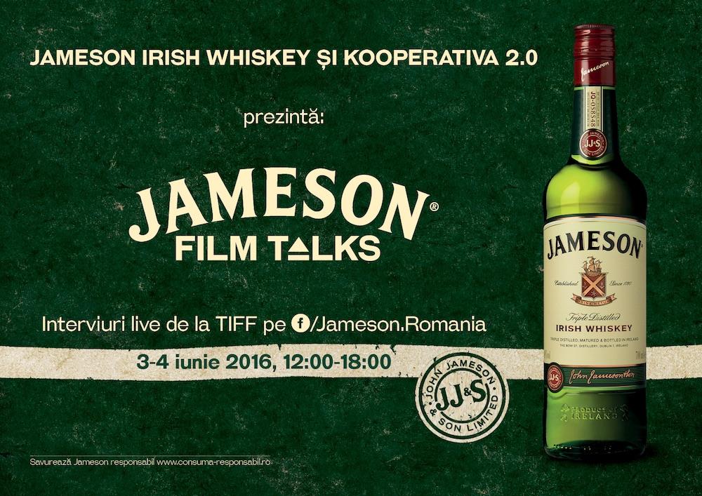 Emisiune Live - Jameson Film Talks