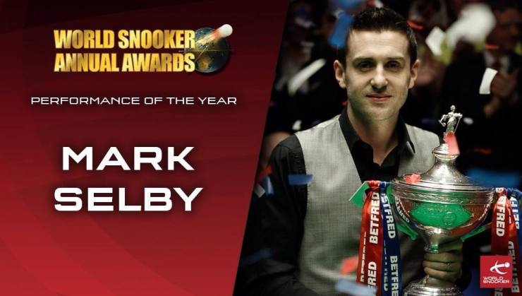 mark selby in Romania