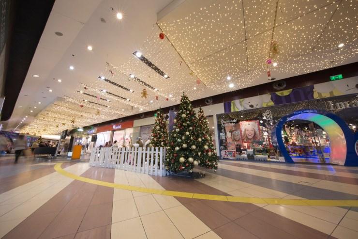 sun plaza - cea mai mare instalatie de luminite din lume