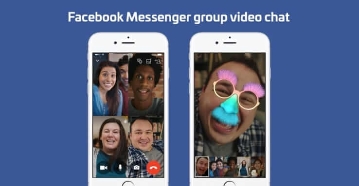 facebook messenger group video