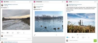acum poti programa postări pe instagram