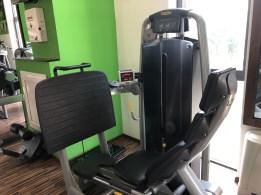 alexandreea club fitness and spa - aparatele din sala