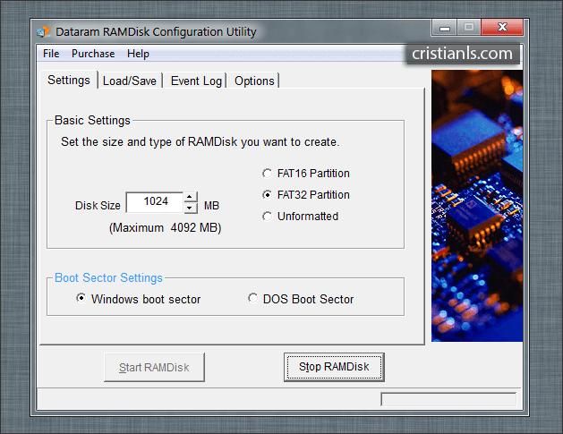 Dataram RAMDisk