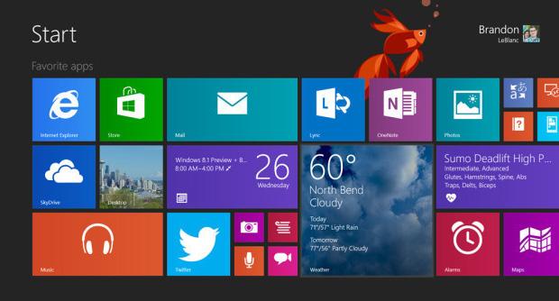 Windows 8.1 RTM DVD ISO