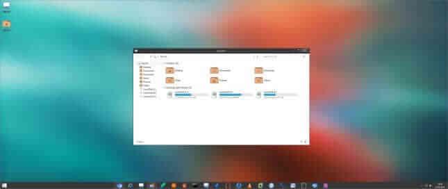 AeroMix - tema pentru Windows 7, 8 și 8.1