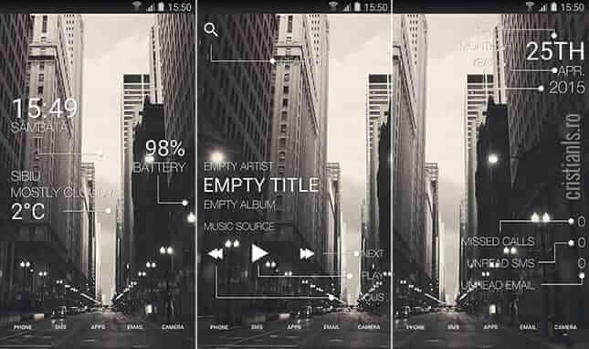 Themer Launcher Android