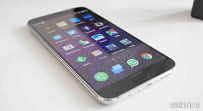 meizu mx5 smarthone