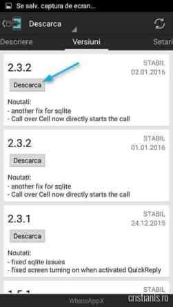 Descarca modul Xposed Framework