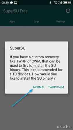 SuperSU - Normal