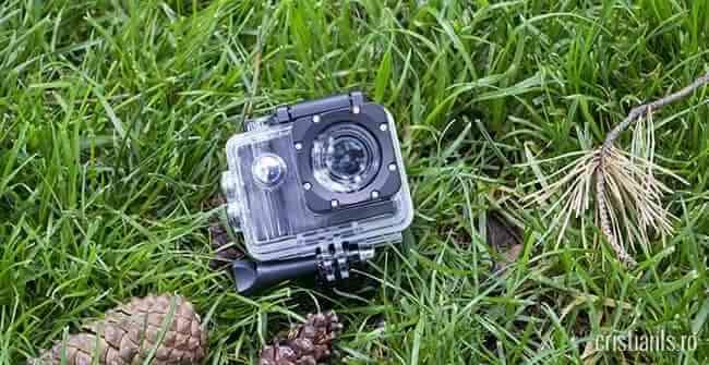 Elephone Explorer Pro 4K - action-camera
