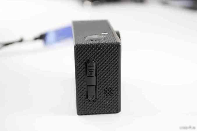 Elephone Explorer Pro - butoane