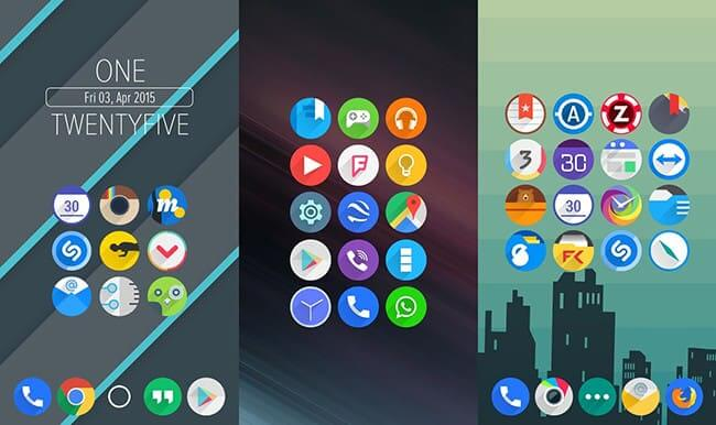 yitax icon pack android
